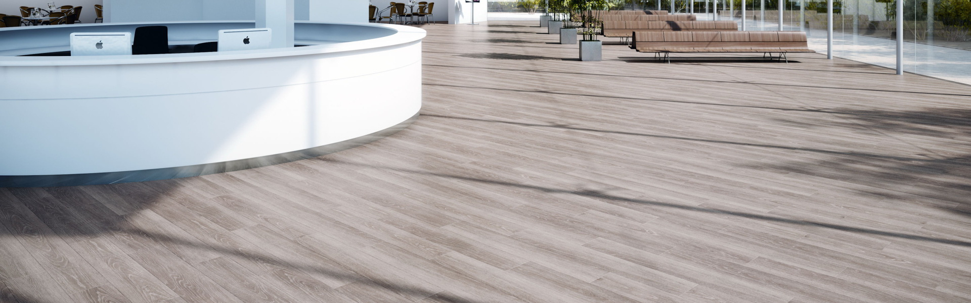 LVT Luxury vinyl tiles
